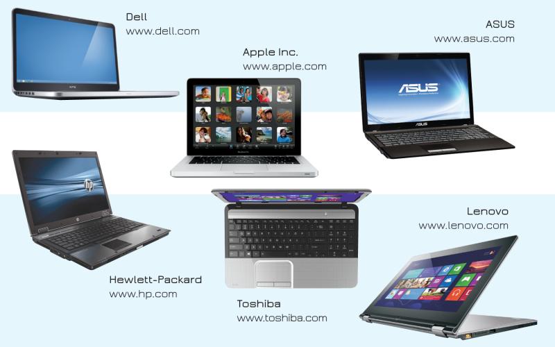 laptop dep