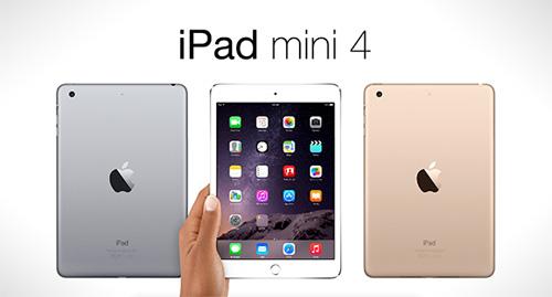 Cầm ipad mini 4 giá cao
